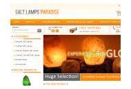 Saltlampsparadise Coupon Codes December 2017