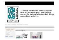 Saltwaterhardware Coupon Codes July 2019