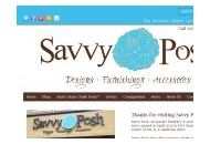 Savvyposh Coupon Codes July 2020