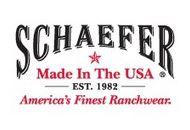 Schaefer-ranchwear Coupon Codes October 2020