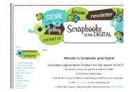 Scrapbooksgonedigital Coupon Codes June 2020