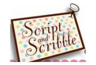 Script And Scribble Coupon Codes March 2018