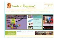 Seedsofhappiness Coupon Codes September 2018