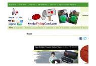 Sendaflyingcard Coupon Codes April 2020