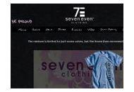 Sevenevenclothing Coupon Codes September 2021