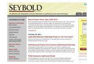 Seyboldreport Coupon Codes January 2019