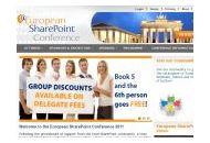 Sharepointeurope Coupon Codes November 2020