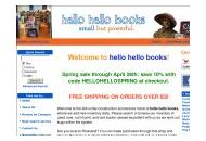 Shophellohellobooks Coupon Codes September 2020