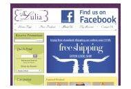 Shoplulia Coupon Codes March 2021