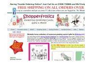 Shopperfrolics Coupon Codes March 2021