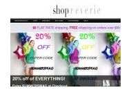 Shopreverie Coupon Codes December 2018