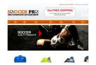 Shopsoccerpro Coupon Codes March 2018