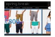 Shopspringbreak Coupon Codes March 2021
