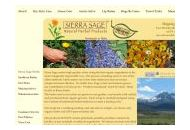 Sierrasageherbs Coupon Codes January 2019