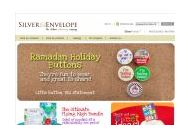 Silverenvelope Coupon Codes August 2018