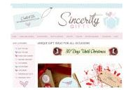 Sinceritygifts Uk Coupon Codes October 2018