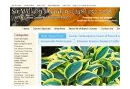 Sirwilliamsgardens Coupon Codes March 2021