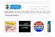 Skepticalrobot Coupon Codes February 2020