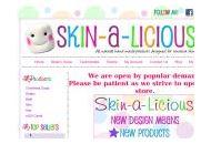 Skin-a-licious Coupon Codes June 2020