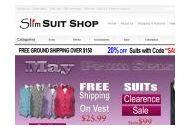 Slim Suit Shop Coupon Codes November 2018