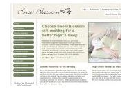Snowblossom Uk Coupon Codes August 2020