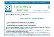 Socialmediatraining4biz Coupon Codes January 2018