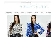 Societyofchic Coupon Codes July 2020
