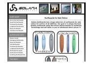 Solanasurfboards Coupon Codes January 2020