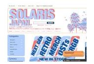 Solarisjapan Coupon Codes September 2018