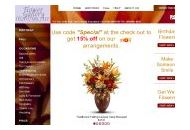 Southpasadenaflowergallery Coupon Codes October 2018