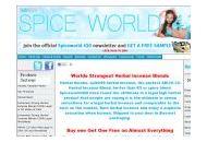 Spiceworld420 Coupon Codes November 2020