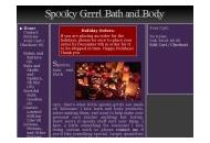 Spookygrrrlbathandbody Coupon Codes July 2020