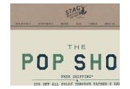 Stagaustin Coupon Codes September 2020