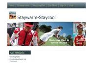 Staywarm-staycool Coupon Codes October 2018