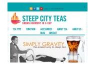 Steepcityteas Coupon Codes March 2021