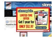 Stereophile Coupon Codes January 2021