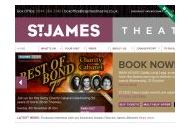 Stjamestheatre Uk Coupon Codes May 2019