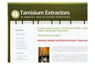 Tamisiumextractors Coupon Codes July 2020