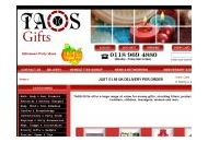 Taosgifts Uk Coupon Codes October 2018
