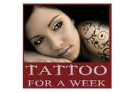 Tattooforaweek Coupon Codes October 2020