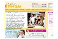 Teacher-of-english Coupon Codes June 2020