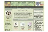 Teafromtaiwan Coupon Codes January 2018
