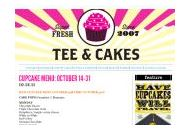 Teeandcakes Coupon Codes September 2018