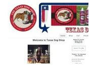 Texasdogshop Coupon Codes July 2019