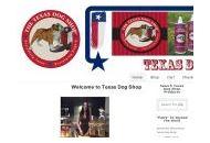 Texasdogshop Coupon Codes October 2018