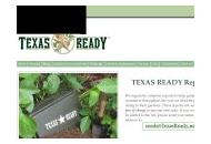 Texasready Coupon Codes May 2021