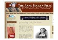 Theanneboleynfiles Coupon Codes January 2019