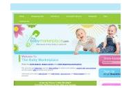 The Baby Marketplace Coupon Codes August 2018