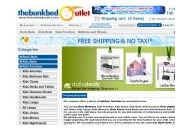 Thebunkbedoutlet Coupon Codes September 2018