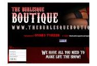 Theburlesqueboutique Uk Coupon Codes June 2021